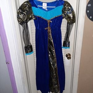 Rubie's Dark Blue Princess Costume